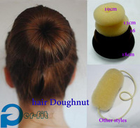 Hair Bun Hair Donut Big Hair Doughnut Hair Updo Big Size Bun Maker 13cm