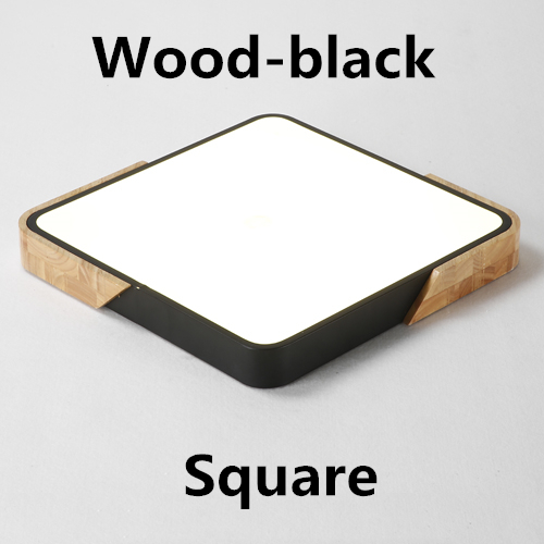 Wood-Square-black