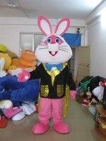 Hot black rabbit Mascot Costume fancy costume cosplay mascotte themed fancy dress carnival costume