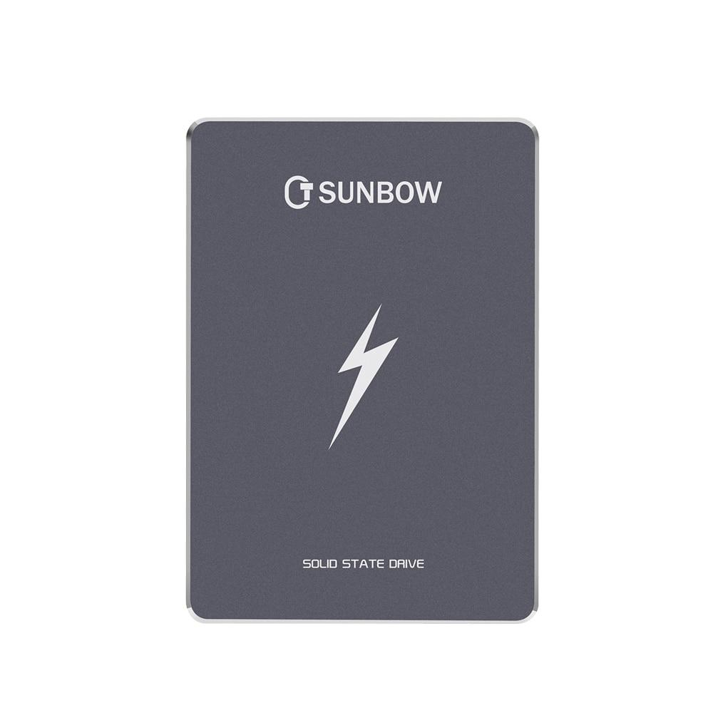 "TCSUNBOW SSD 240 GB 60gb 120gb HD SSD 2.5 ""SATA3 ordinateur disque dur HDD SATAIII disque solide interne pour ordinateur portable"