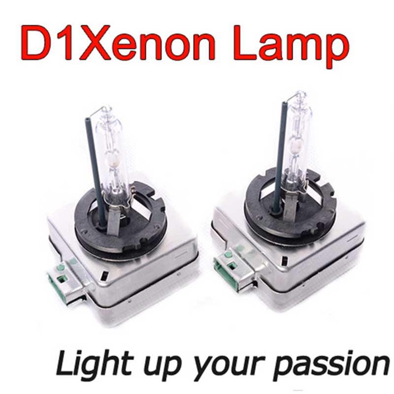 2db xenon D1S D1C HID Izzó csere 4300K 5000K 6000K 8000K xenon - Autó világítás - Fénykép 3