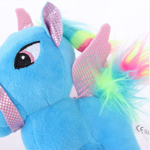 15/25cm Plush Animal Unicorn Stuffed Toys