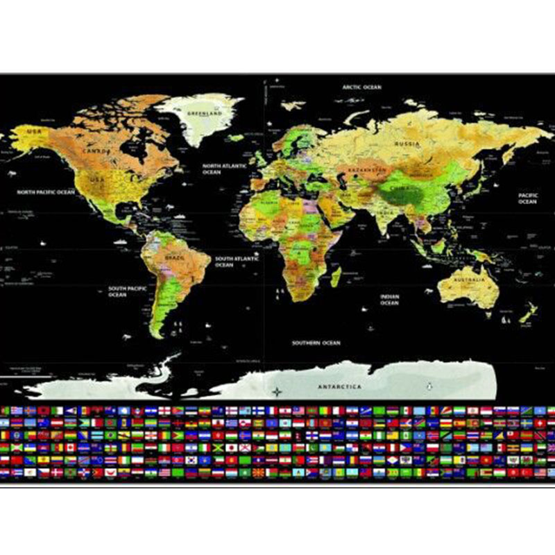 US $4.51 10% OFF|Luxury Edition Black Design Deluxe Scratch Map Travel on usa travel map, starlight theatre kansas city parking map, scratch map us, diy scratch-off map, metallic scratch-off map, earth sandwich map, usa scratch map, scratch map frame, scratch travel map, scratch people, scratch map luckies of london, wall size scratch map, displaying a scratch map,