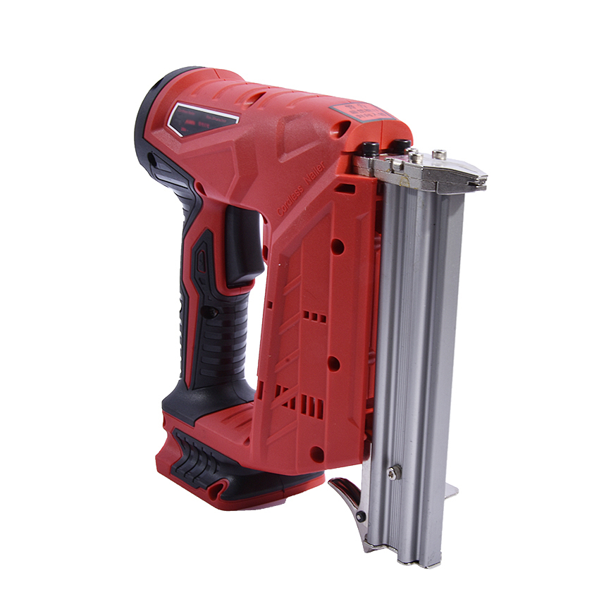 Electric Nail Gun High-quality Woodworking F30 Straight Nail Gun Wireless Rechargeable 20V Lithium Nail Gun With 1500MA Battery polymer lithium battery electric gun water gun with remote control car 7 4v 1800mah lithium battery accessories customized toys