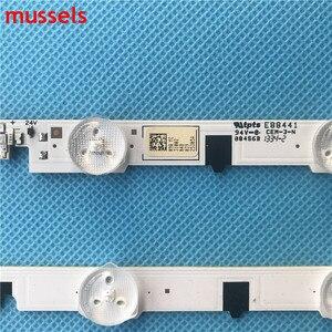 Image 5 - LED Backlight strip For SamSung 40inch TV UE40F5500 UE40F6300 2013SVS40F CY HF400BGLV1H UE40F6330 CY HF400CSLV1 cy hf400bgsv1h