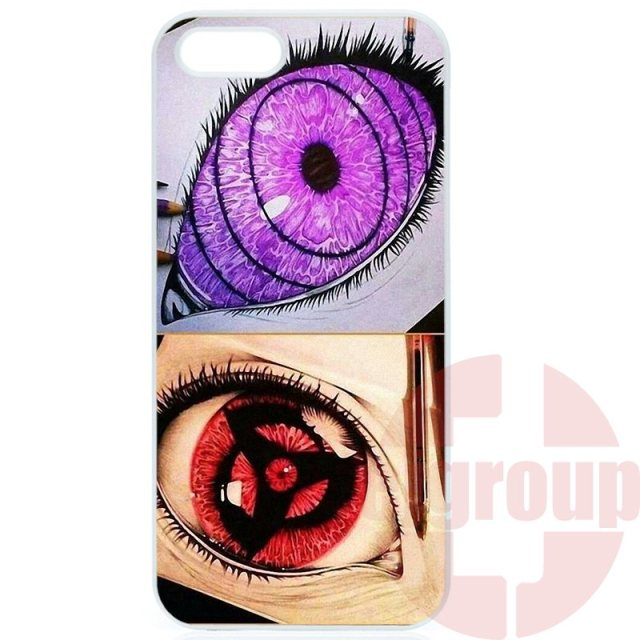 Naruto Sharingan Eyes Hard Phone Case For Samsung Galaxy