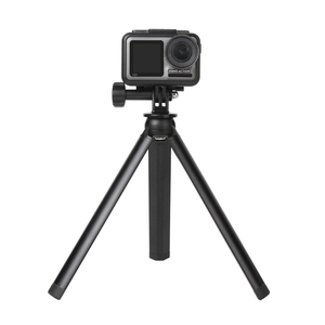 Image 3 - Sunnylife Tripod Extension Rod Bicycle Clamp Backpack Mount Extending Adapter Neck srap Accessories Parts for DJI OSMO ACTION