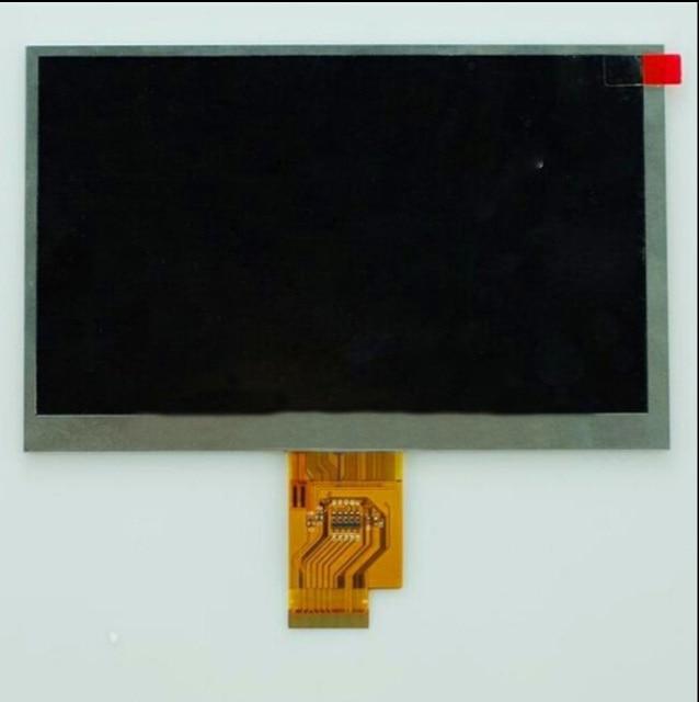 O Envio gratuito de 7 Polegada AT070TNA2 V.1 Para MID LE pad A1 1024*600 Tela Lcd