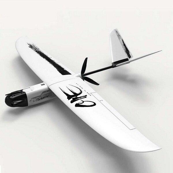X-UAV One EPO 1800mm Wingspan FPV Power Efficient Aircraft Plane V tail PNP (Motor+ESC+Servo) fpv x uav talon uav 1720mm fpv plane gray white version flying glider epo modle rc model airplane