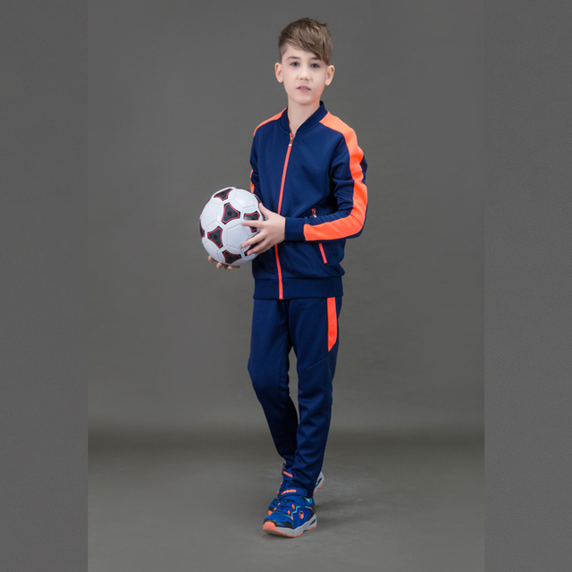 Nuevo 2018 Buena Calidad Chicos Equipo De Futbol Ninos Deportes