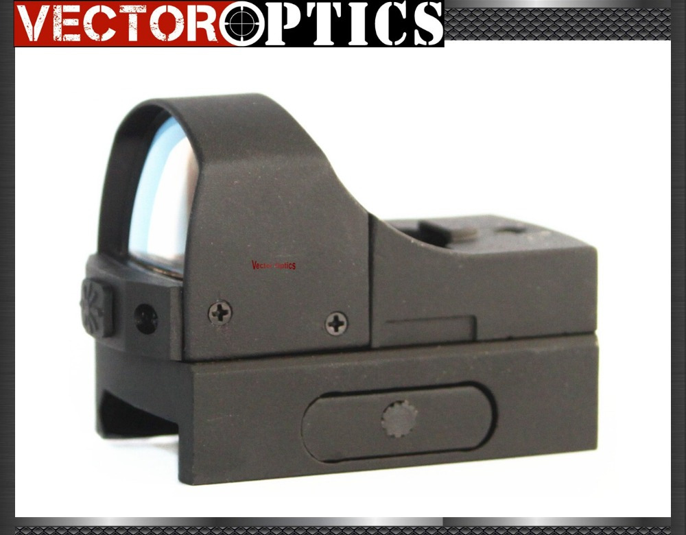 Vector Optics 1x22 Camera Micro Reflex Green Dot Scope / 5 Levels 3 MOA Dot Mini Weapon Gun Sight fit 12GA Shotgun 9mm Pistol vector optics mini 1x20 tactical 3 moa red dot scope holographic sight with quick release mount fit for ak 47 7 62 ar 15 5 56