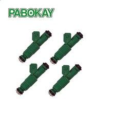 цены 4 pieces x For Pontiac Ford TBI LT1 LS1 LS6 440cc 42lb EV1 Fuel Injector 0280155968