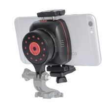 Wewow Sport X1 1 axis handheld gimbal for iphone 6 7 plus gopro 5 smartphone  SJCAM Action Cameras