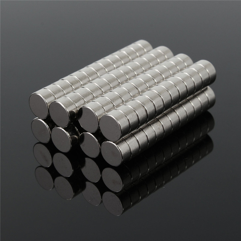 Lot 100pcs N50 Super Strong Disc Cylinder Magnet 6mm x 3mm Rare Earth Neodymium Magnets high quality100 pcs set 10mm 1 5mm thin neodymium magnets rare earth n50 neodymium permanent super strong magnetic disc