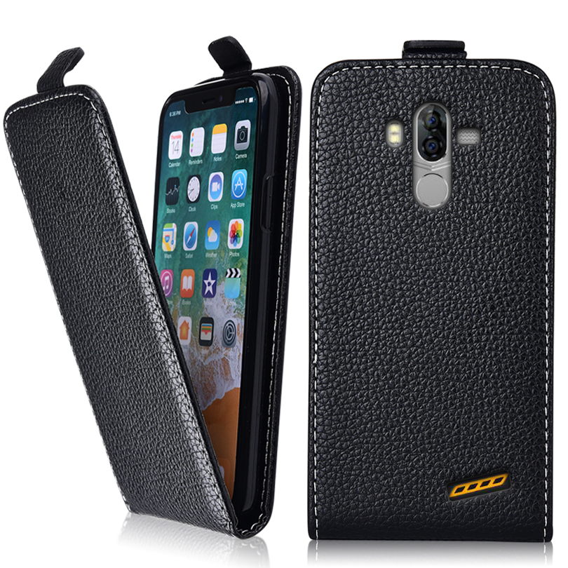 Classic Flip Case For Blackview BV5800 Pro Case 100% Special Case PU Leather Up And Down Cover Phone