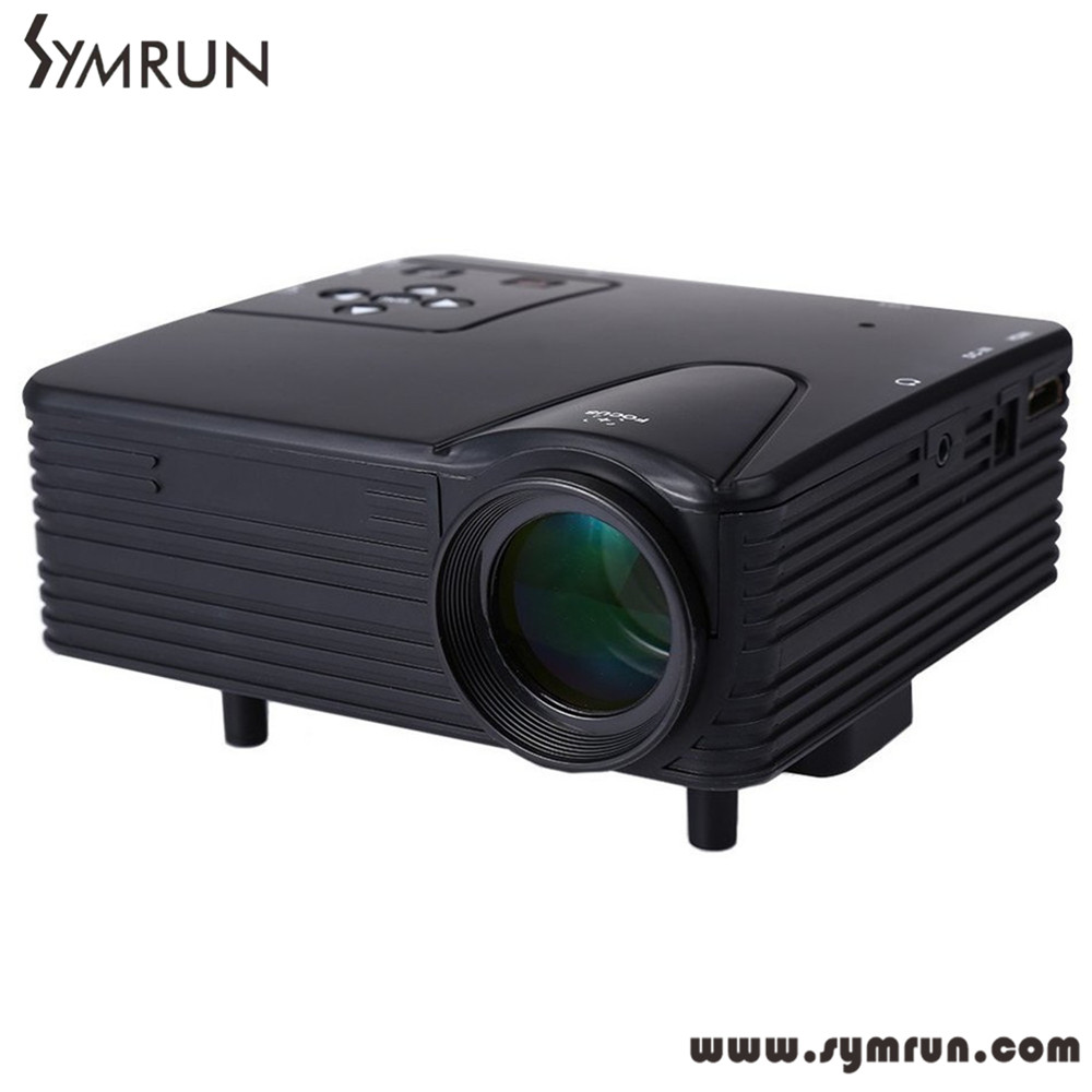 800 Lumens Home Theater Mini Portable Led Multimedia: H80 Projector 320 X 480 Pixels 800 Lumens Portable Home