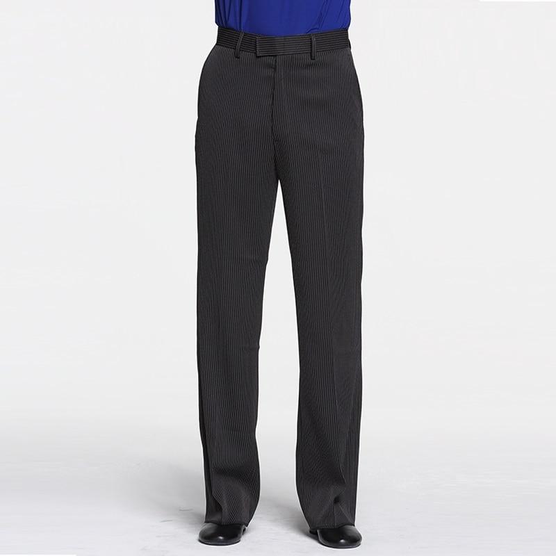 Nieuwe aankomst mannelijke moderne dansende broek Audlt Man zwarte - Nieuwe items