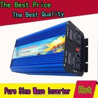 10000W peak DC 24V to AC 220/230/240V Off Grid Pure Sine wave Solar inverter 5000 watt power inverter Doubel Digital Display