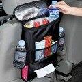 Organizador do Assento de Carro Cobre quente Isolado Recipiente De Armazenamento De Alimentos Cesta de Sacos de Estiva Tidying car styling keep warm & cool bolso