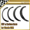 Carro-styling fibra de carbono fender flares para mazda miata mx5 1990-1997 nd em estoque