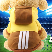 Fashion small Pet dog clothes Spring and summer for pet Clothing hoodie coat Dog apparel