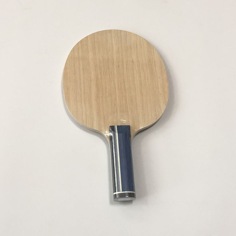Lemuria 5 Ply Wood Plus 2 Ply Arylate Carbon Table Tennis Bats FL Handle Or ST Handle Ping Ping Blade For Table Tennis Funs