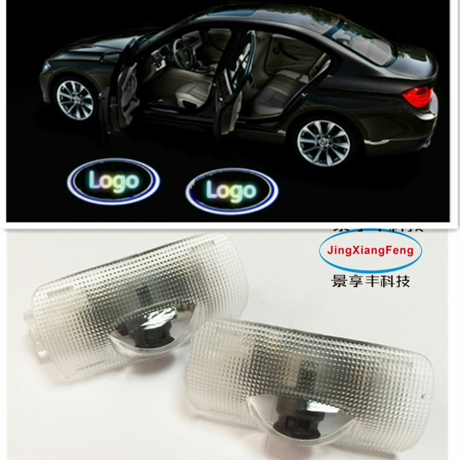 JingXiangFeng 1 Pair For Lexus NX EX250 EX300 RX270 RX400 es300 IS300 LED Car door Welcome laser projector Shadow lights