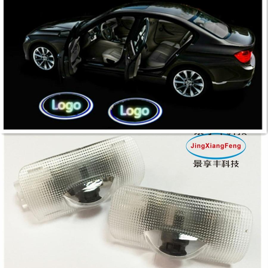 JingXiangFeng 1 пара для Лексус RX270 EX250 EX300 RX400 комплектацию is300 es300 светодиодные двери автомобиля Добро пожаловать лазерный проектор тень света