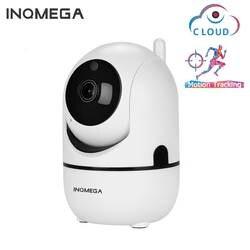 INQMEGA 1080 P облако Беспроводной IP камера Intelligent Auto отслеживания человека охранных видеонаблюдения репитер-маршрутизатор WIFI Cam