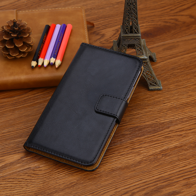 Luxury Wallet Case For <font><b>Philips</b></font> Xenium <font><b>V387</b></font> PU Leather Retro Flip Cover Magnetic Fashion Cases Strap image