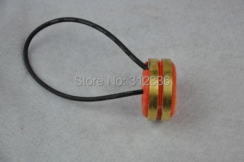 цена на Free shipping Brush alternator ST STC 5kW 8kW 10kW 12kW collector ring 3# Inside diameter 44mmX76mm copper ring mingdong