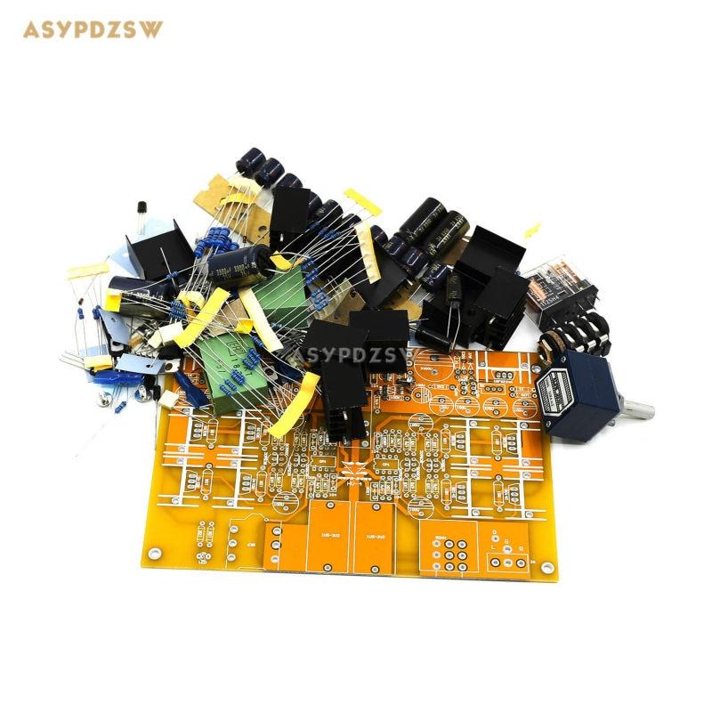 цена на Soft and delicate HV4 (Lehmann core circuit) headphone power amplifier DIY Kit