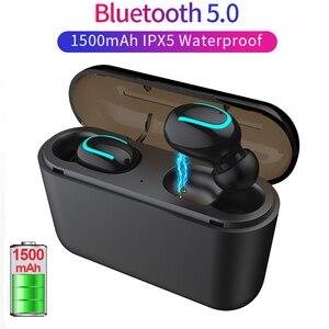 Bluetooth 5.0 Headphones Wirel