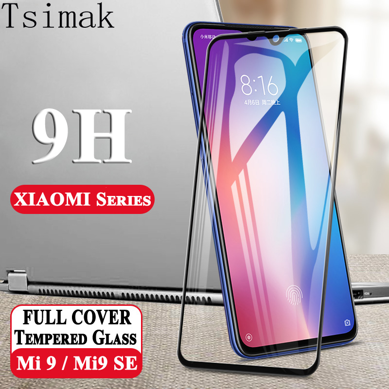 Tempered Glass Για Xiaomi Mi 9 8 SE Mi8 Explorer Pro 6 5X 6X A1 A2 Lite Pocophone F1 Play Screen Protector Full Cover Glass Film