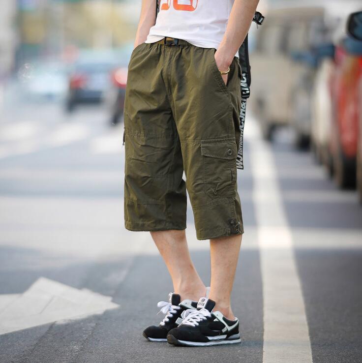 Krojač Pal Love poletje moške kratke hlače Bermuda Prosti čas - Moška oblačila - Fotografija 2