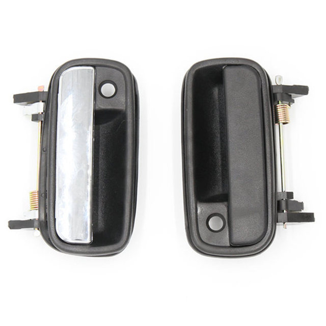 GSPSCN Front Outside Outer Door Handle For Toyota Hilux 89 90 91 - 95 4Runner 90  sc 1 st  AliExpress.com & GSPSCN Front Outside Outer Door Handle For Toyota Hilux 89 90 91 95 ...