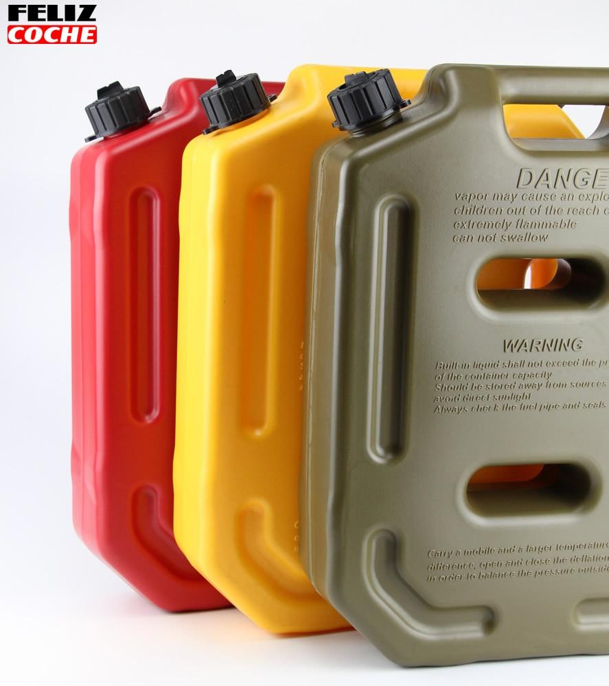 10l Hot Sale Jerrycan Practical Long Haul Gasoline Diesel