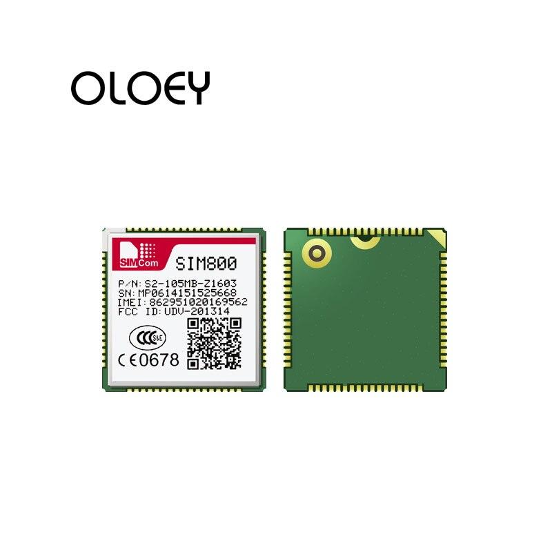 SIM800 64M English TTS Version Quad-band GSM/GPRS Module, 100% Brand New Original