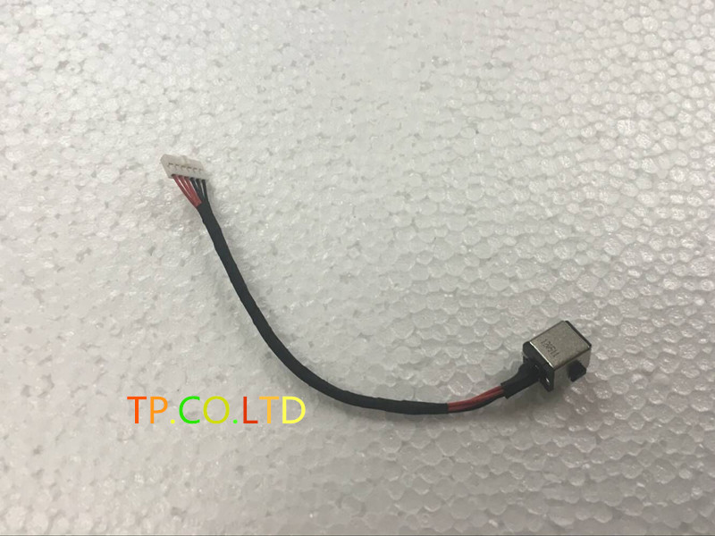 Genuine new Laptop AC DC Power Jack connector Cable wire socket for Asus K56 K56C K56CA K56CM X550 X550C X550CA X550CC X550CL 10x for asus x52e x53j x53s x54 x54h laptop ac dc power jack port socket connector plug
