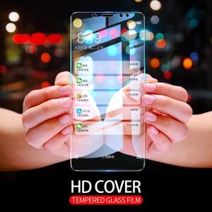 2 قطع الزجاج ل Xiaomi Redmi ملاحظة 5 الزجاج على Redmi ملاحظة 5 واقية الزجاج المقسى ل Redmi ملاحظة 5 برو واقي للشاشة