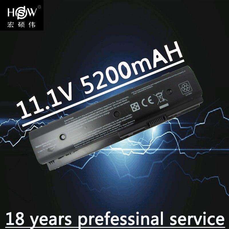 HSW Laptop Battery For HP Pavilion DV4-5000 DV6-7000 DV6-8000 DV7-7000 672326-421 HSTNN-LB3P HSTNN-LB3N HSTNN-YB3N MO06 MO09