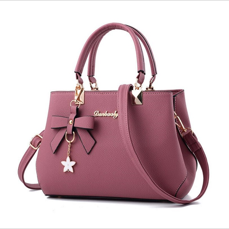 Women PU Leather Handbag Ladies Large Tote Female Square school Shoulder  Bag Bolsas Femininas Sac Fashion Crossbody evening Bags 314e77415e86
