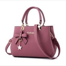 Women PU Leather Handbag Ladies Large Tote Female Square school Shoulder Bag Bolsas Femininas Sac Fashion Crossbody evening Bags цена