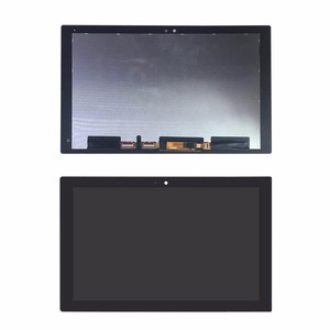 Image 1 - Original disassemble LCD Display Screen Panel Touch Digitizer Assembly For Sony Xperia Z4 Tablet SGP771 SGP712 screen assembly