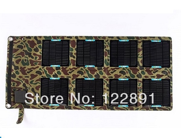 HOT! 24W Foldable Solar charger 18V Output Laptop Charger/Battery Backup/Power Supply High Quality Free shipping