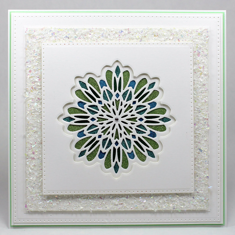 JC Lace Frame Metal Cutting Dies Scrapbooking Circle Mesh Cut Die Album Embossing Folder Cards Photo Template Background Stencil in Cutting Dies from Home Garden
