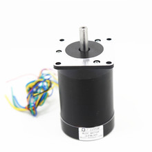 Square Head and Circle Fuselage 36V 92W 0.32 N.m 4000rpm 57mm 3 phase DC Brushless Motor 57BLS03