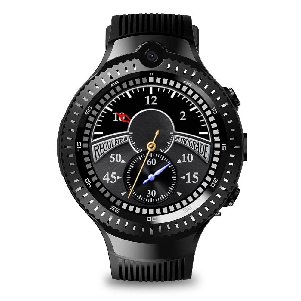 Zeblaze THOR 4 Dual 5.0MP Camera Smart Watch 4G GPS GLONASS Wifi Smartwatches 1GB RAM+16GB ROM Mic Speaker Answer Dial Call 2019 (4)