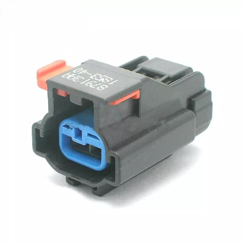 54200206 Male female connector wire 2 pin ECU connector terminal Plugs socket Fuse box Wire harness
