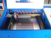 laser cnc router,cut machine, engrave on iphone and ipad chassis 40w 50 w 60w 80w free ship